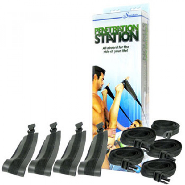 Penetration Station - For The Closet