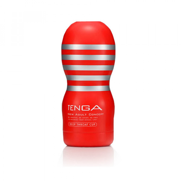 Tenga (Ultra Size) Deep Throat Cup - For The Closet