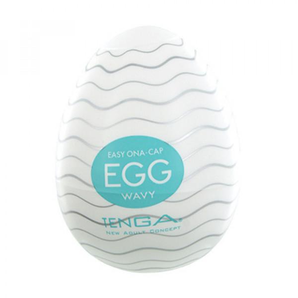 Tenga Wavy Egg