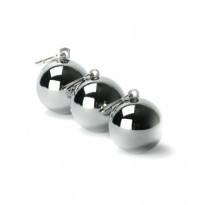 Chrome Ball Weights 8oz
