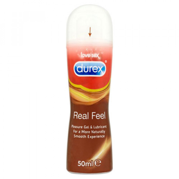Durex Real Feel Lubricant