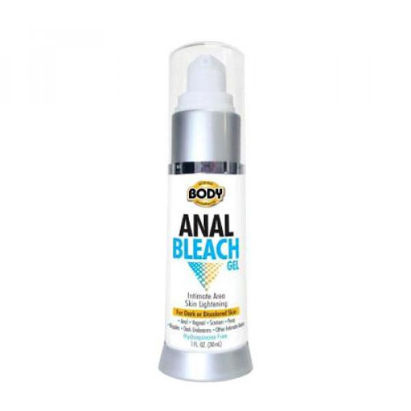 Body Action Anal Bleach Gel