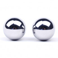 Stainless Steel Duo Balls