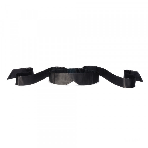 Lelo Intima Black Silk Blindfold