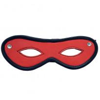 Rouge Garments Open Eye Mask Red