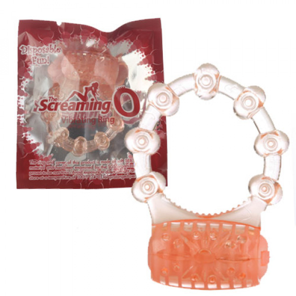 Screaming O Vibrating Ring