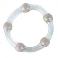 Metallic Bead Ring