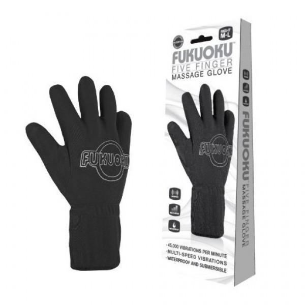 Fukuoku Five Finger Massage Glove