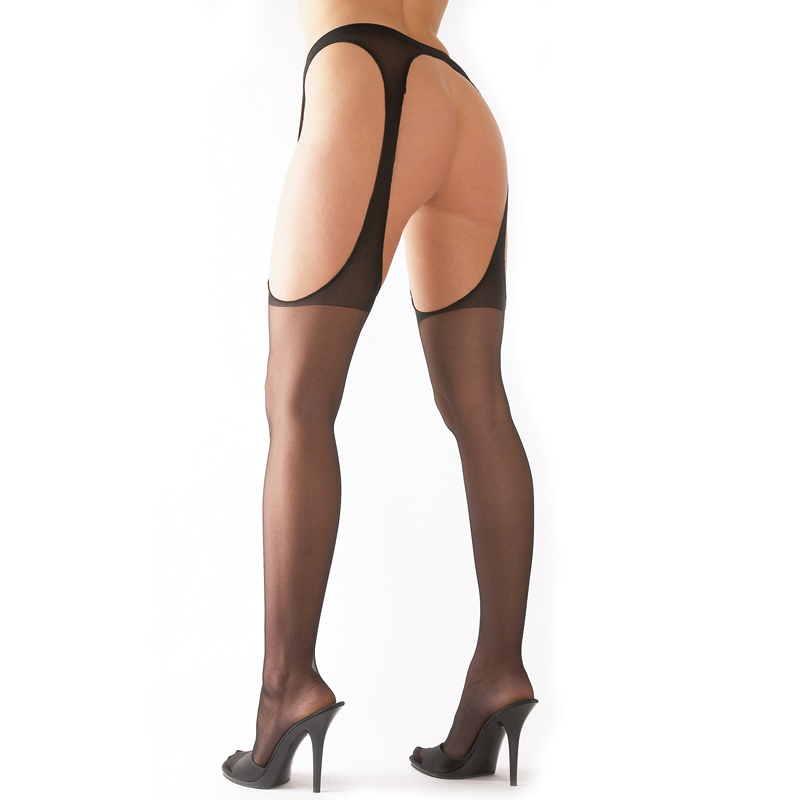 Sex Tights Black - For The Closet