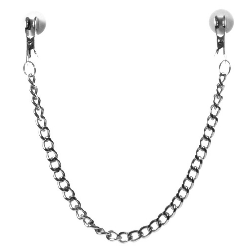 Nipple Chain Clasps - For The Closet