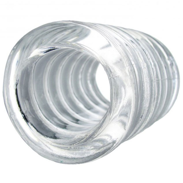 Spiral Ball Stretcher Clear - For The Closet