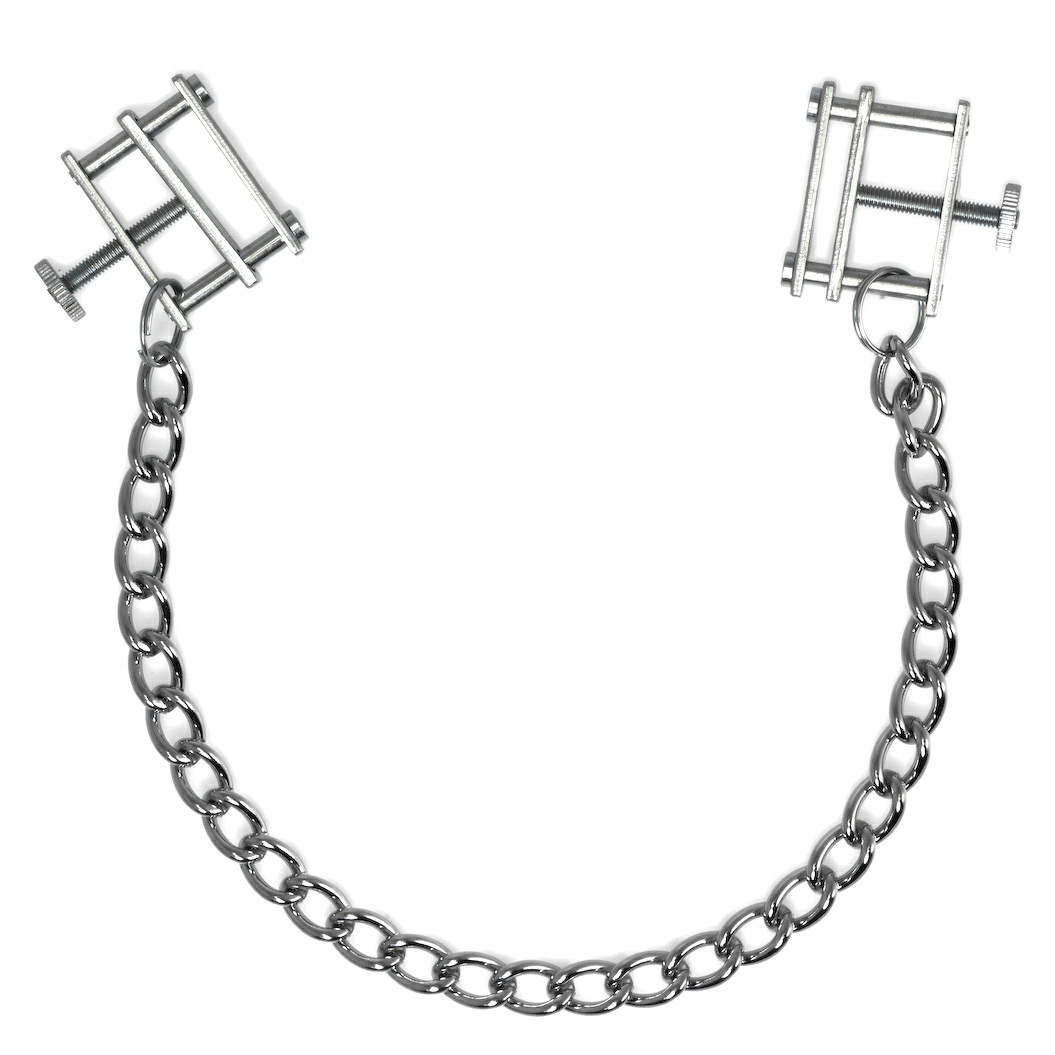 Adjustable Nipple Clamps - For The Closet